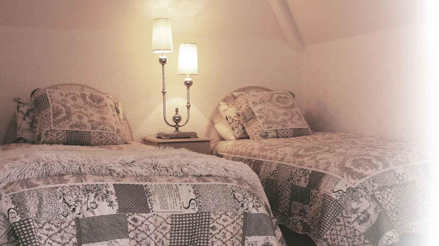 beaufort house new ross emerald room